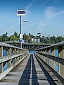 A pier with street lamps running on solar energy, Victoria, British Columbia, Canada 02.jpg