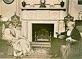 "A scene from Act III of ""Milestones"" Dated Sept 1912 (SAYRE 12451).jpg"