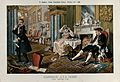 A wealthy couple having breakfast Wellcome V0050363.jpg