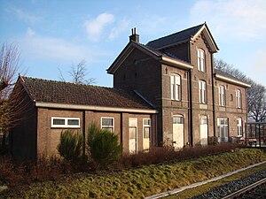 Aalten railway station
