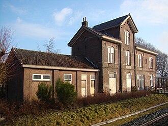 Aalten - Image: Aalten station