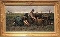Aardappelrooiers bij Rolde1 ca 1878 door Theo Hanrath (1853-1883).jpg