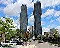 Absolute Towers Mississauga. View from south-west.jpg