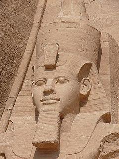 Ramesses II Egyptian pharaoh of the Nineteenth Dynasty of Egypt