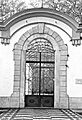 Access Gate to the Caldas da Rainha Park and SPA (26382199221).jpg