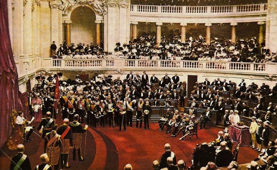 Aclamação de Dom Manuel II