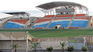 2015–16 Israeli Premier League - Image: Acre Municipal Stadium (11 April,2015).XIII