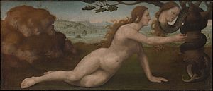 Adam; Eve