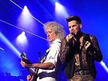 Adam Lambert With Queen : adam lambert wikipedia ~ Vivirlamusica.com Haus und Dekorationen