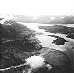 Adams Inlet, glacial remnants, circa 1960's (GLACIERS 5361).jpg