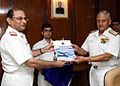Admiral Nirmal Verma inaugurates the Naval Healthcare Information Management System (NHIMS).jpg