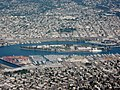 Aerial view of Government Island in Oakland, California.jpg