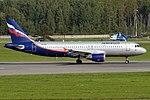 Aeroflot, VQ-BAY, Airbus A320-214 (16454498781) (3).jpg