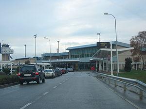 Asturias Airport - Image: Aeropuerto de Asturias