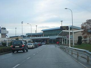 airport serving Asturias