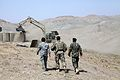 Afghan National Army builds fortified observation posts at the US Consulate Herat 130926-A-YW808-016.jpg