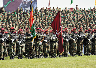 History of the Afghan Armed Forces 2002-2021