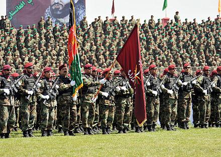 Soldaten in Afghanistan datiert