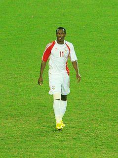 Ahmed Khalil Footballer