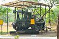 Ahmednagar Cavalry Tank Museum Valentine Brueckenlegepanzer.JPG