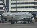 Air France Airbus A319 F-GRHS @Paris-CDG, April 2018 (02).jpg