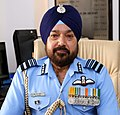 Air Marshal Harjit Singh Arora AVSM ADC assumes charge as Vice Chief of the Air Staff (1) (cropped).jpg