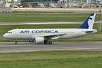 Airbus A320-200 Air Corsica (CCM) F-HDGK - MSN 4478 - Named U Capi Corsu (9880860995).jpg