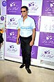 Akshay Kumar during the inauguration of La Piel.jpg