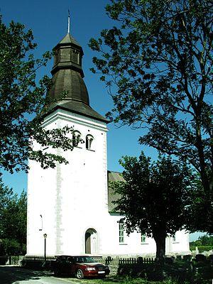 Ala, Gotland - Ala Church