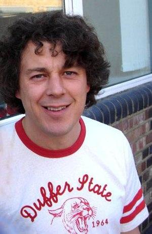 Alan Davies - Alan Davies in 2007