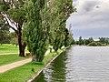 Albert Park and Lake seen from Carousel venue, Melbourne.jpg