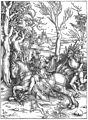 Albrecht Dürer - The Knight and the Landsknecht - WGA7122.jpg