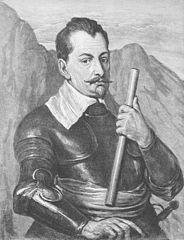 Albrecht von Wallenstein. Duque de Mecklemburgo-Schwerin y de Friedland