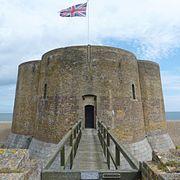 Aldeburgh Martello Tower front