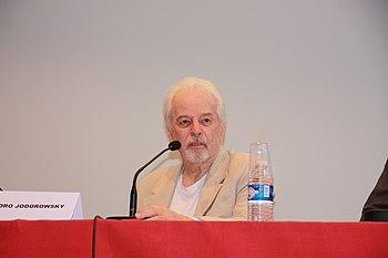 Alejandro Jodorowsky 20080706 Japan Expo 01