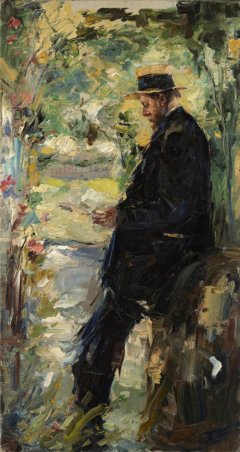 Алексей Корин в честь Вильгельма Лейбля - Портрет ветеринара Доктора Reindl.jpg