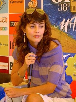 Alessandra Mastronardi - Mastronardi in July 2008