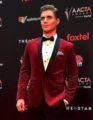 Alex Cubis at AACTAs cropped.png