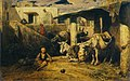 Alexandre-Gabriel Decamps (1803-1860) - Asses Resting, A Turkish Scene - P302 - The Wallace Collection.jpg