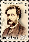 Alexandru Romalo 2019 stamp of Romania.jpg