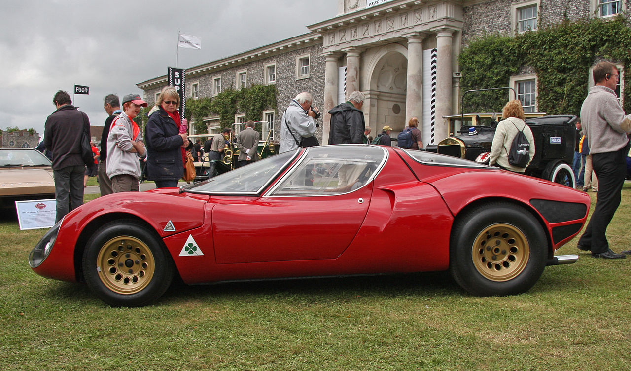Alfa romeo zagato tz3 for sale