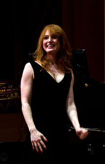 Alicia Witt at Mechanics Hall, 2012