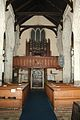 All Saints, Litcham, Norfolk - West end - geograph.org.uk - 310419.jpg