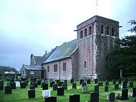 All Saints Church, Allhallows, Mealsgate - geograph.org.uk - 563596.jpg