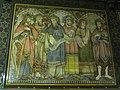 All Saints Church, Margaret Street, W1 - tiled panel (2) - geograph.org.uk - 1529165.jpg