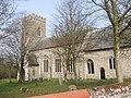 All Saints Church, Snetterton - geograph.org.uk - 382585.jpg