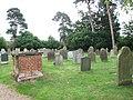 All Saints Church - churchyard - geograph.org.uk - 1361787.jpg