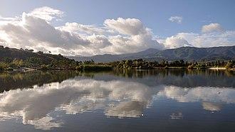 Almaden Valley, San Jose - Almaden Lake Park.