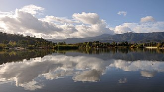 South San Jose - Image: Almaden Lake Park 1.3