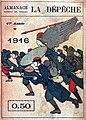 Almanach de La Dépêche de Toulouse, édité en 1916.jpg